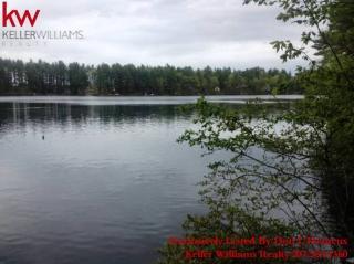 Barkers Pond Road, Lyman ME