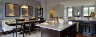 The Townes at Culpepper Landing by Ryan Homes