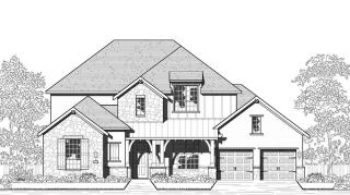 Balcones Creek by Highland Homes