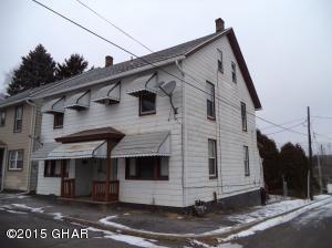 Chestnut, Hazleton PA