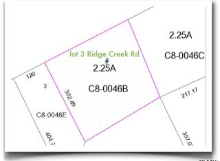 LOT 3 3 RIDGE CREEK Drive, Taylorsville NC