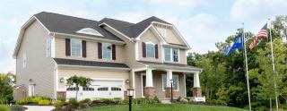 Lake Frederick Single-Family Homes by Ryan Homes