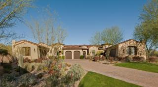Villas at DC Ranch by Camelot Homes