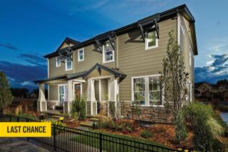 Parkside Villas by KB Home