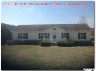 547 Green Hill Rd, Dandridge TN  37725-6139 exterior