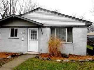 138 West Cornell Avenue, Pontiac MI