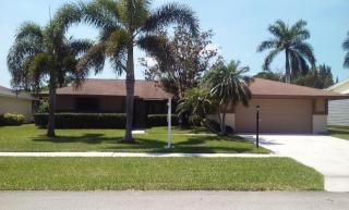 8497 Mildred Drive West, Boynton Beach FL