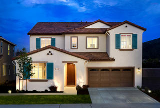 The Heartland American Icon Collection by Meritage Homes