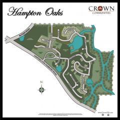 Hampton Oaks by Crown Communities