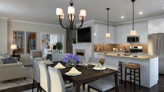 Park Ridge Place by Lexington Homes