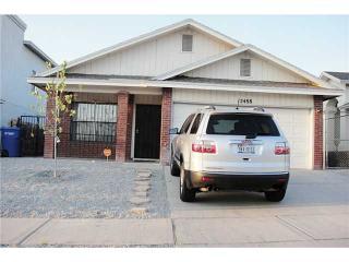 12488 Alicia Arzola Drive, El Paso TX