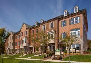 Parkside's Executive Townhomes by NVHomes