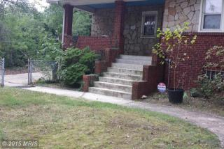 526 Drum Avenue, Capitol Heights MD