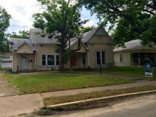 1713 Division Street, Greenville TX