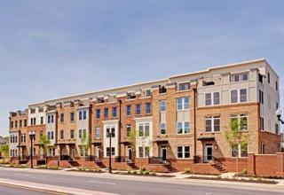 Pike 3400 Urban Townhomes by NVHomes