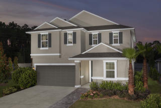 Hillcrest Bluff by KB Home