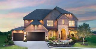 Riverstone - Auburn Heights/Amber Creek by Meritage Homes
