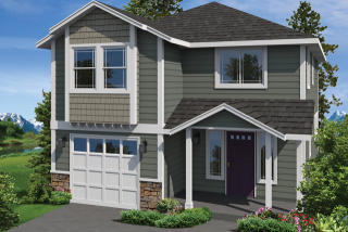 HiLine Homes of Sequim by HiLine Homes