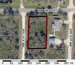 Northwest 106 Street, Okeechobee FL