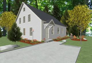 14 Chalk Pond Rd, Sutton, NH 03221