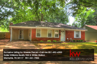 4489 Helene Road, Memphis TN