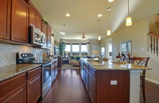 Hollow at Slaughter Creek by Pulte Homes