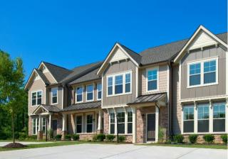 Magnolia Green Townhomes by HHHunt Homes