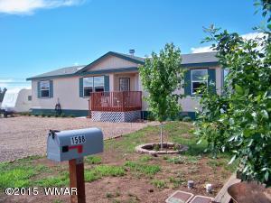 1588 Amanda Dr, Lakeside, AZ 85929