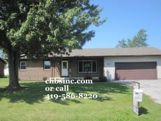 344 S Green St, Mendon, OH 45862