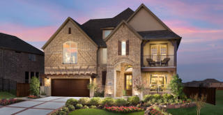 Inspiration by Meritage Homes
