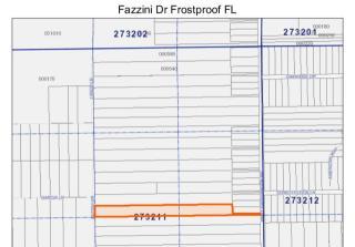 Fazzini Drive, Frostproof FL