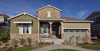 Sierra Ridge: The Alpine Collection by Meritage Homes