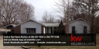 4609 Whitehall Drive Northwest, Huntsville AL