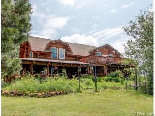 24650 High Timber Ln, Agate, CO 80101