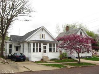 703 South Allin Street, Bloomington IL