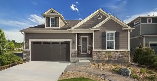 Sierra Ridge: The Trail Collection by Meritage Homes