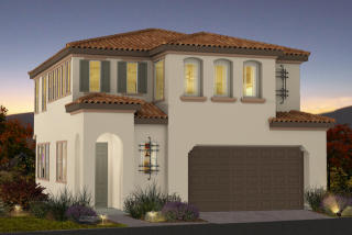 The Cottages at Vineyard Crossing by KB Home