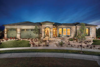 Estates at Saddle Ridge by Toll Brothers