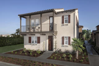 Lynbrook in the Preserve at Chino by KB Home