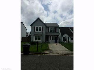 311 Ridgeview Dr, Newport News, VA 23608