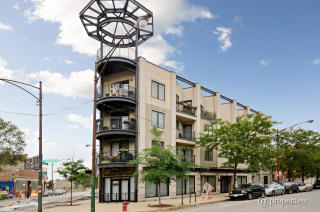 875 North Milwaukee Avenue #2-3E, Chicago IL