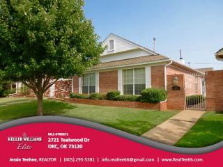 2721 Tealwood Dr, Oklahoma City, OK 73120
