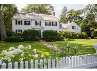 92 Old Colony Rd, Wellesley, MA