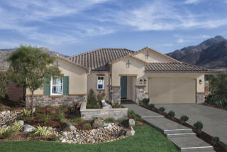 Mission Gate at Spring Mountain Ranch by KB Home