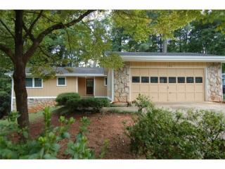 224 South Rockborough Court, Stone Mountain GA