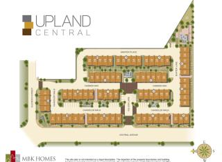 Upland Central by MBK Homes
