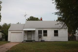 2650 South Mead Street, Wichita KS