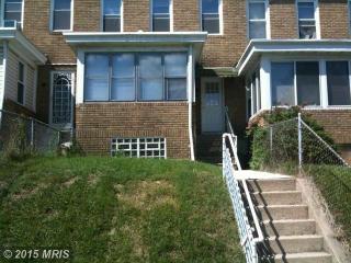3202 Mondawmin Avenue, Baltimore MD