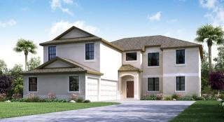 Belmont Executive by Lennar