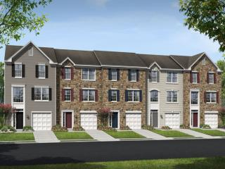 Hyett's Crossing Townhomes by Ryland Homes